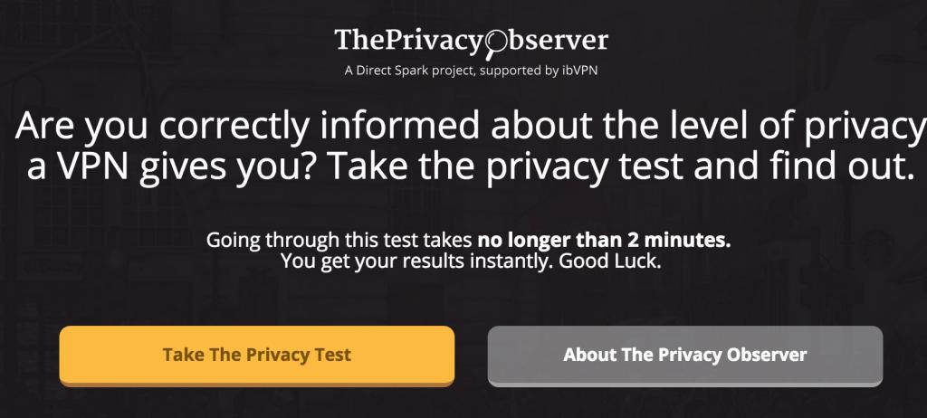 privacy-observer